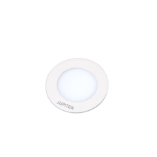 4W Round Slim LED Panel Light