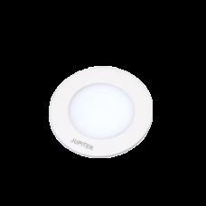 6W Round Slim LED Panel Light