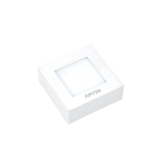 4W Square Surface Mounted LED Panel Light