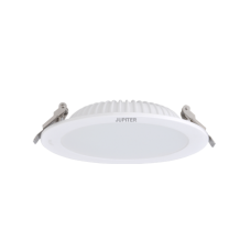 6W Coral Round Recess Downlighter